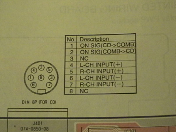 Pin Din Connector Wiring Diagram Get Free Image Abouton 2010 Ford F 150 Ps Diagram