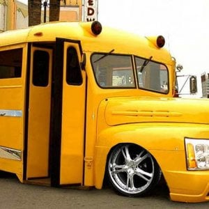 Pimped Out Skoolbus