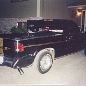 the chevy s10