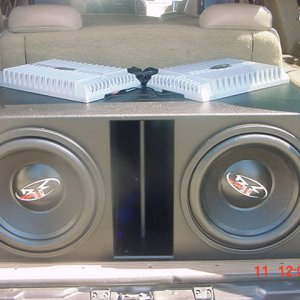 15s and amps