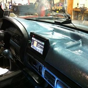 1992 Ford F150 Double Din