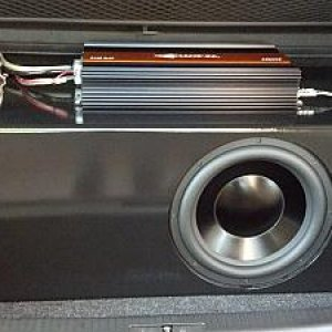 "Dayton Audio RS 12"" Subwoofer"