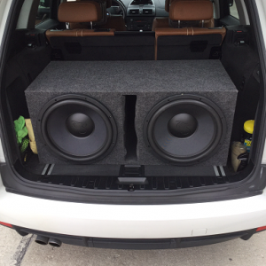 Tsx 1000 15's in Ported box