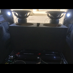 Re Wiring Subs And Strapping Amps