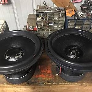 Just Bought A Pair Of Shd 18's