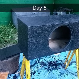 Day 5 box build