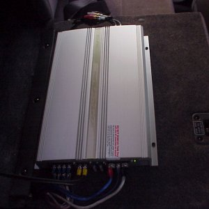 Eclipse 36501 Amplifier