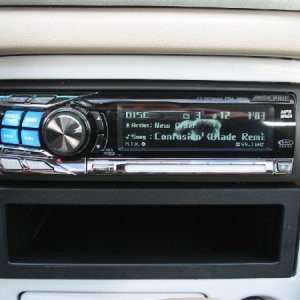 New CD Player