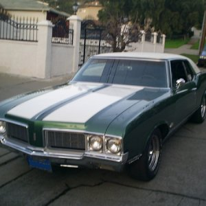 70 Cutlass supreme