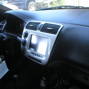 "7"" touch screen unfinished/Carputer"