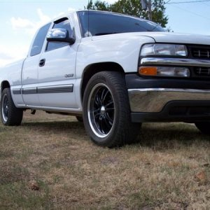 My Chevy Silverado