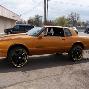 86 MONTE SS