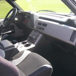 17yrs old. MY 94' yukon finished interior.