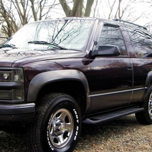 1997 Chevy Tahoe 2dr