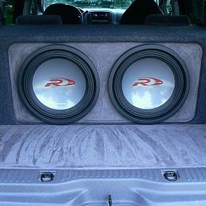 2003 Ford Explorer, Custom Stereo