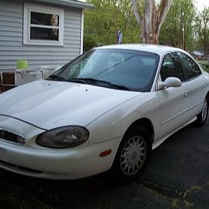 98 Mercury Sable GS