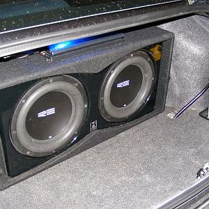 RE  SEx 12 inch Subwoofers