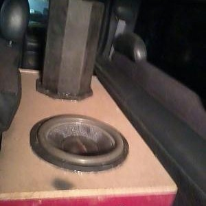 new box in back of 2000 3/4 ton chevy