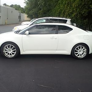 My 2011 Scion TC