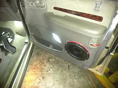 2000 Town and Country Volvo Dynadio setup